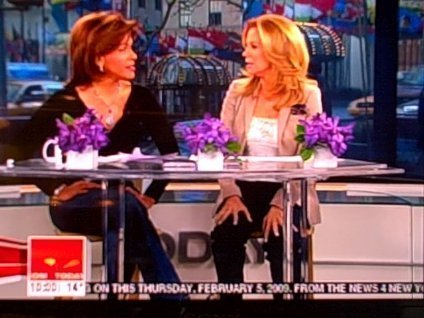 SkinnyJeans on Today with Kathie Lee and Hoda